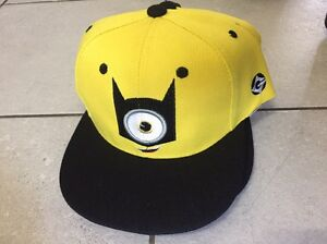 one eye - Minion hat yellow & black kid & adult size available Banyo Brisbane North East Preview
