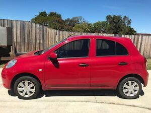 Nissan Micra 2011 Meadowbrook Logan Area Preview