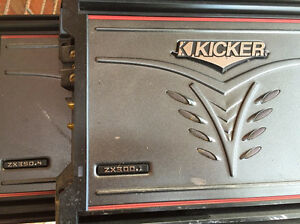 Kicker Subs & Amps Mount Barker Mount Barker Area Preview