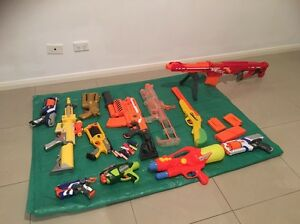 Nerf Guns Collection St Marys Penrith Area Preview