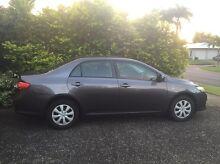 2008 Toyota Corolla Parramatta Park Cairns City Preview