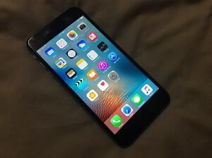 iPhone 6 Plus 64 gb black and space grey Canning Vale Canning Area Preview