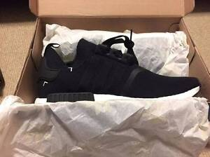 ADIDAS NMD R1 PK JAPAN BLACK S81847 US 10 Boost Yeezy Ultra Deception Bay Caboolture Area Preview