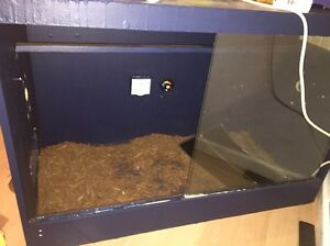 Reptile enclosure Hillcrest Port Adelaide Area Preview