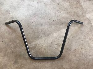 Black ape hangers handlebars to suit harley davidson Muswellbrook Muswellbrook Area Preview