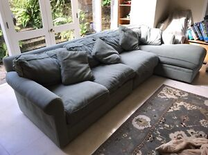 Sectional couch from Crate & Barrel Northbridge Willoughby Area Preview