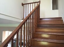 Hard wood balustrade complete with rails and posts. Dalkeith Nedlands Area Preview