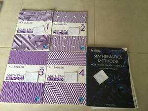 Various year 11 and 12 text books (WACE) Currambine Joondalup Area Preview