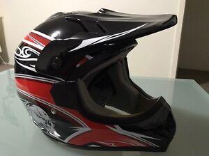 VCAN V356 Motorcycle Helmet Bondi Eastern Suburbs Preview