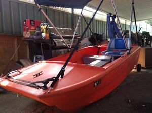 Finn Spindrift 2.4 $1500 Ono or swap Gosnells Gosnells Area Preview