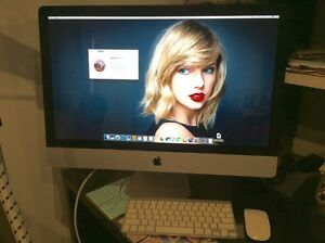 """iMac 27"""" - i5 - Great Condition Rivervale Belmont Area Preview"""