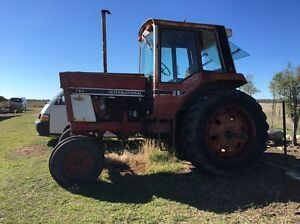 786 International Tractor 100hp Rosewood Ipswich City Preview