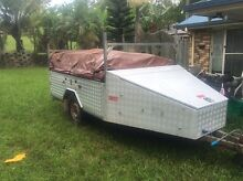 2010 aluminium off road camper Nambour Maroochydore Area Preview