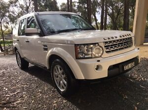2010 Land Rover Discovery 4 Wagon Boronia Knox Area Preview
