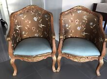 Accent Chairs x 2 Cronulla Sutherland Area Preview