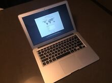 "MacBook Air 13"" Latest model, 128GB SSD, 4GB Ram, 1.6Ghz. Perfect Carnegie Glen Eira Area Preview"