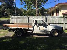 Mitsubishi triton tray back. Rego Byron Bay Byron Area Preview