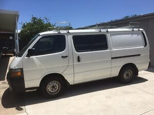 2000 Toyota Hiace LWB 5 spd van Brooklyn Park West Torrens Area Preview
