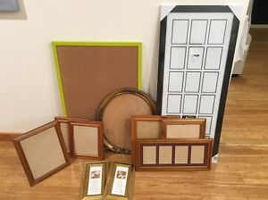 Assorted photo frames Camira Ipswich City Preview