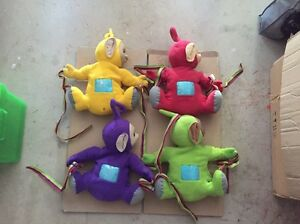 Original Teletubbies backbacks Doreen Nillumbik Area Preview