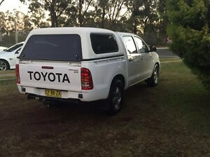 2009 ..HILUX SR .....AUTO ......CHEAP CHEAP... Villawood Bankstown Area Preview