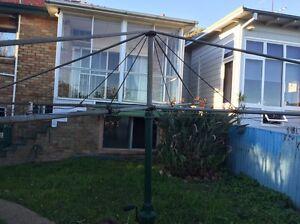 Free retro metal hills hoist clothesline Marrickville Marrickville Area Preview