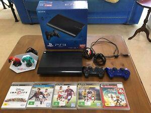 500GB PlayStation 3 Plus Games Maryborough Fraser Coast Preview
