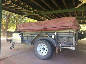 Camper trailer Kununurra East Kimberley Area Preview