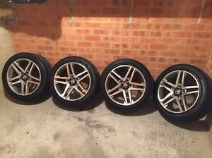 VE SV6 Wheels 18 inch Chipping Norton Liverpool Area Preview