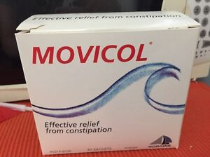 Movicol - effective relief from constipation 16 packs Banyo Brisbane North East Preview