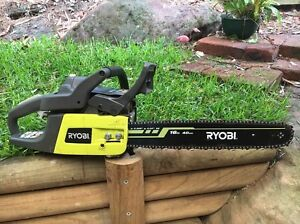 Ryobi Chainsaw Church Point Pittwater Area Preview