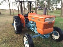 Fiat 500 tractor Rossmore Liverpool Area Preview