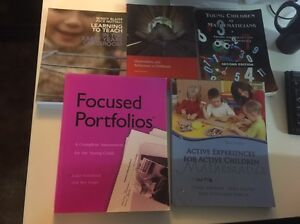 Early childhood education text books Port Pirie Port Pirie City Preview