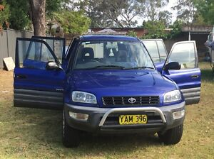 1998 Rav4 Georges Hall Bankstown Area Preview