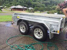Heavy duty dual axle trailer Bentley Park Cairns City Preview