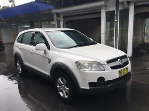 2006 Holden Captiva Mona Vale Pittwater Area Preview