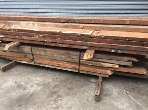 Australian Hardwood timbers Strathfield South Strathfield Area Preview