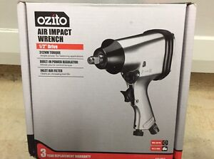 Air Impact Wrench Middleton Grange Liverpool Area Preview