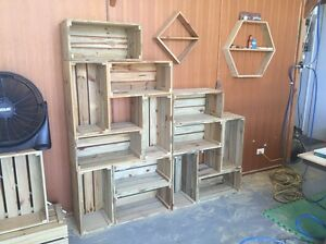 Rustic crates Robina Gold Coast South Preview