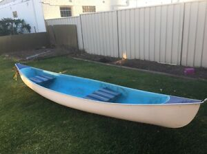 Canoe for sale Fairy Meadow Wollongong Area Preview
