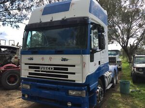 Iveco Eurostar truck wrecking V8 eaton Neway Willow Tree Liverpool Plains Preview