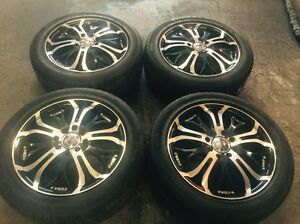 15 inch rims&tyres 4x100 4x114.3 %80 tread Dandenong Greater Dandenong Preview