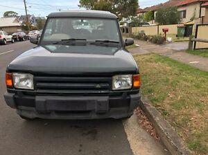 1997 Land Rover Discovery Guildford Parramatta Area Preview