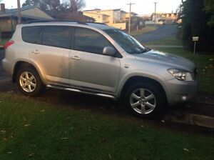 2008 Toyota RAV4 4X4 Cruiser Port Macquarie Port Macquarie City Preview