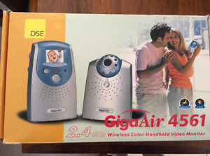 Baby video monitor -Wireless Elanora Gold Coast South Preview