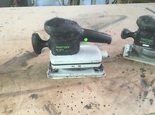 Festool Rs 100 Q half sheet sander in very good condition Cheltenham Kingston Area Preview
