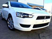 2012 Stylish Mitsubishi Lancer Sportback - A Total Jazzy Drive Sumner Brisbane South West Preview