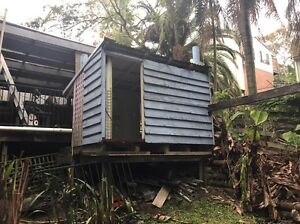 Timber cubby house Copacabana Gosford Area Preview