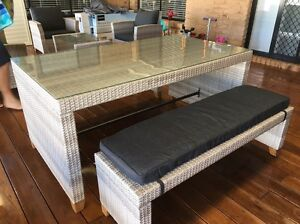 Wicker outdoor furniture East Maitland Maitland Area Preview