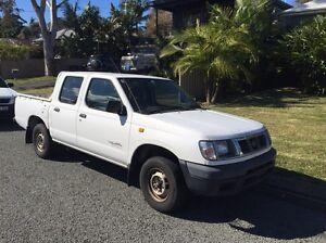 Nissan navara dual cab unregistered Nords Wharf Lake Macquarie Area Preview